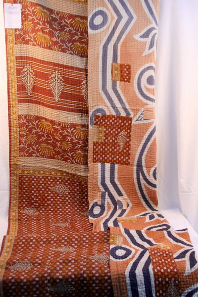 Sari Throw Blanket