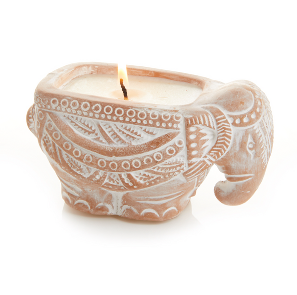 Terra Cotta Citronella Candle