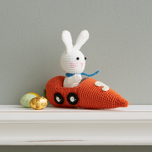 Racecar Rabbit - do good shop ethical gifts