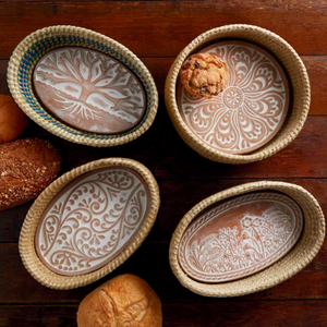 Bread Warmer Baskets - do good shop ethical gifts