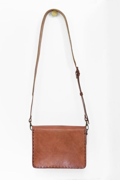 Textile-Crossbody-Brown-Orange-genuine.leather.crossbody.saddlebag.purse.do.good.shop.ethical.gifts.backside.view