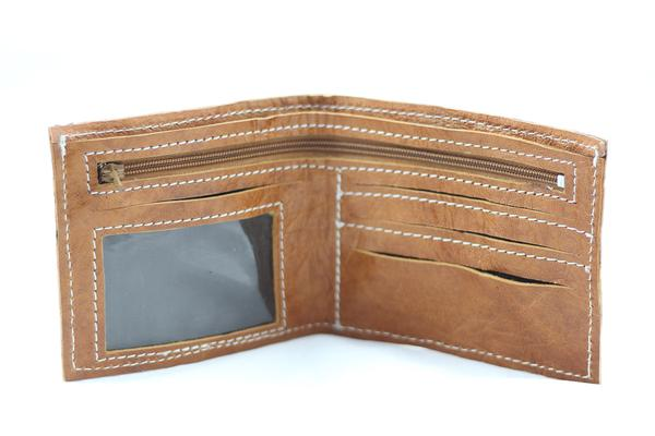 Genuine Leather Wallet - do good shop ethical gifts