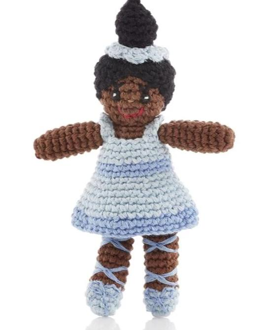 Mini-Doll Ballerina - do good shop ethical gifts