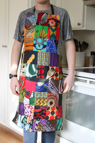 Unisex Apron - do good shop ethical gifts