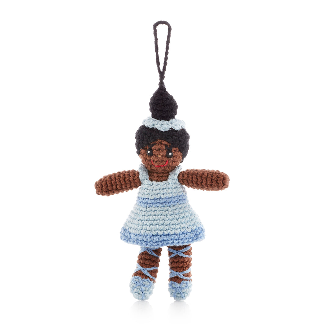 Ballerina Ornament - do good shop ethical gifts