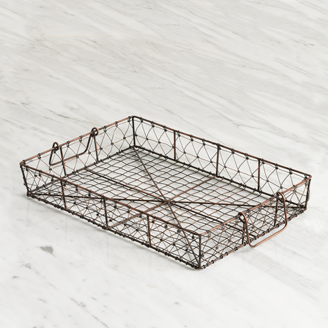 Breakfast in Bed Wire Tray - do good shop ethical gifts