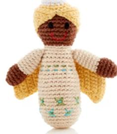 Mini-Doll Angel - do good shop ethical gifts