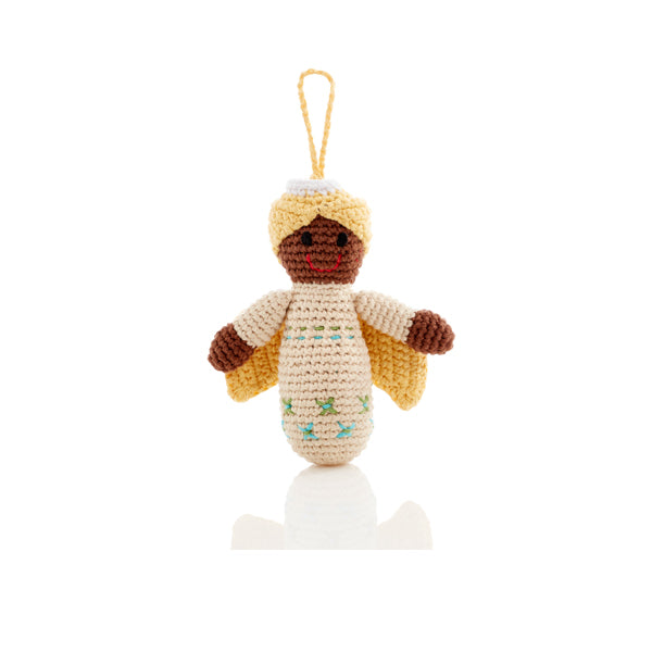 Hand Crocheted Angel - do good shop ethical gifts