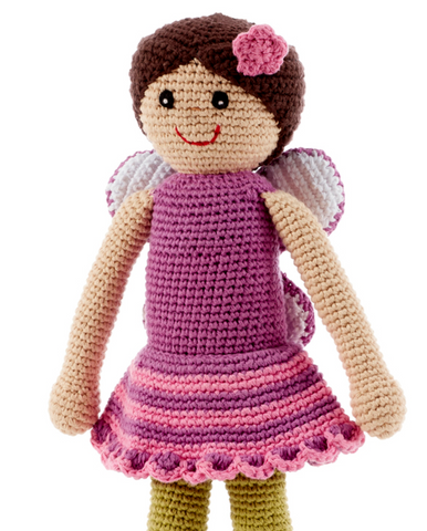 Fairy Doll - do good shop ethical gifts