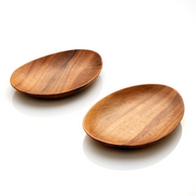Acacia Wood Appetizer Tray