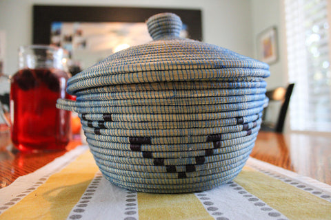 Tortilla Warmer Basket - do good shop