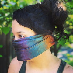 Multi Purpose Headband and Mask - do good shop ethical gifts