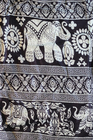 Boho Elephant Pants - do good shop ethical gifts