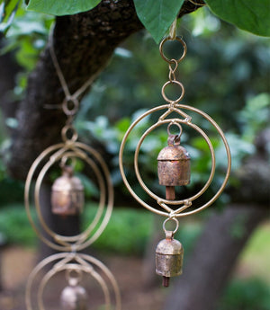 Handmade Mini Chime - do good shop ethical gifts