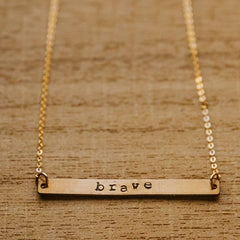 brass.necklace.brave.hand.stamped.artisan.handmade.in.mexico.by.women.survivors.for.do.good.shop.ethical.gifts