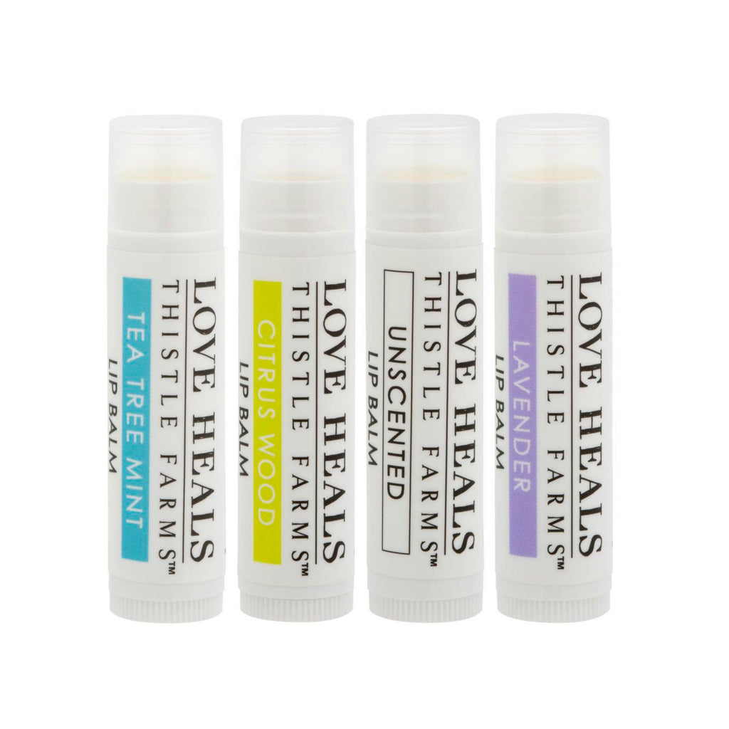 Empowering Lip Balm - do good shop ethical gifts