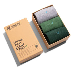 Socks That Plant Trees Gift Set