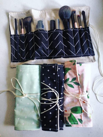 Coloring Pencils/Make Up Brush Holder