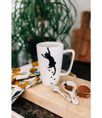 Kitty Cat Prints Tall Mug