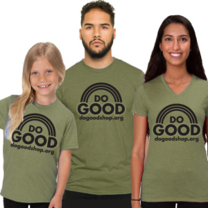 Do Good Fundraiser Tee - do good shop ethical gifts