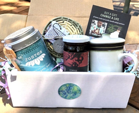 DO GOOD Subscription Box - do good shop ethical gifts