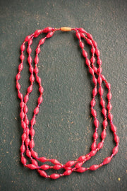 Kenyan Paper Bead Necklaces - do good shop