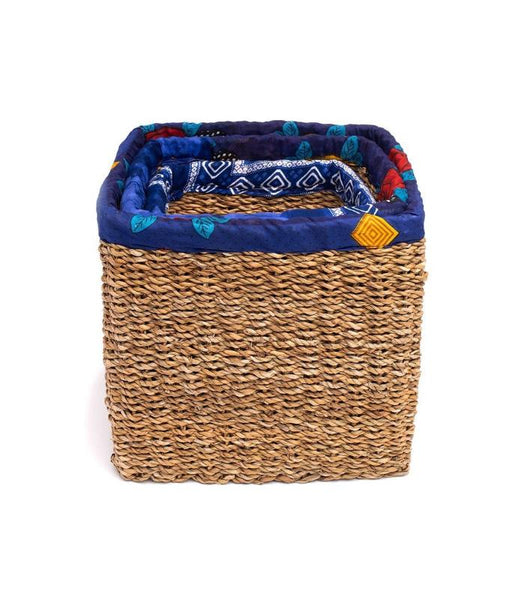 Handwoven Nesting Baskets (pre-order only)
