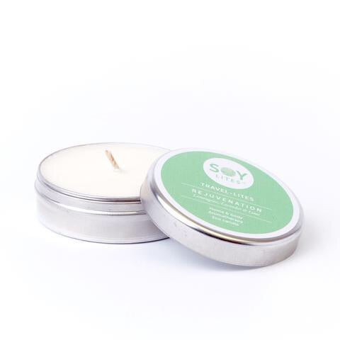 Essential Oil Soy Candles - do good shop ethical gifts