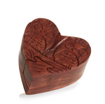 Love Owls Puzzle Box - do good shop ethical gifts