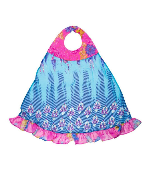 Sari Dress Up Cape
