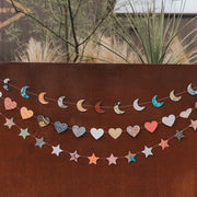 Metallic Star Garland - do good shop ethical gifts