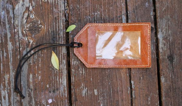 Luggage Tag - do good shop ethical gifts