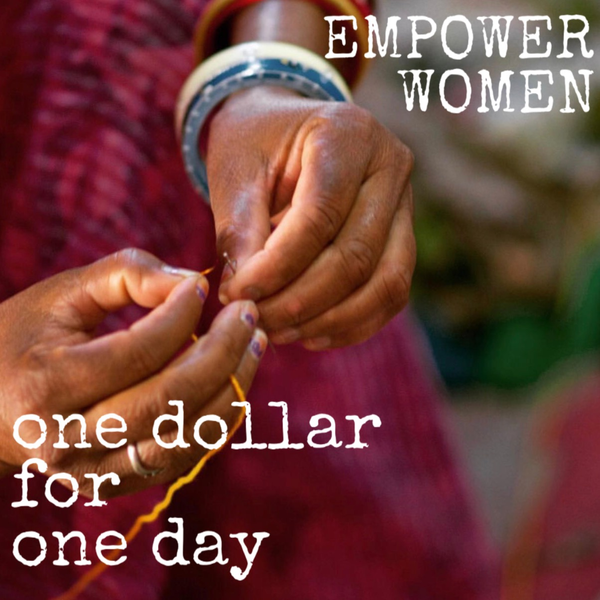 International Women's Day:  1 day, 1 dollar!