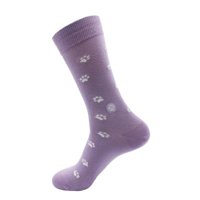 socks.purple.save.dogs.fair.trade.do.good.shop.ethical.clothing