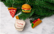 Taco Tuesday Ornament