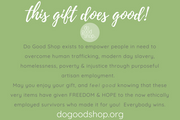 Gift Cards - do good shop ethical gifts