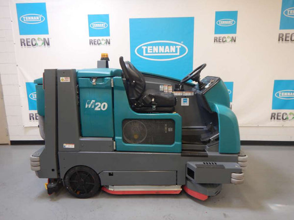 USED M20-2489 Sweeper-Scrubber