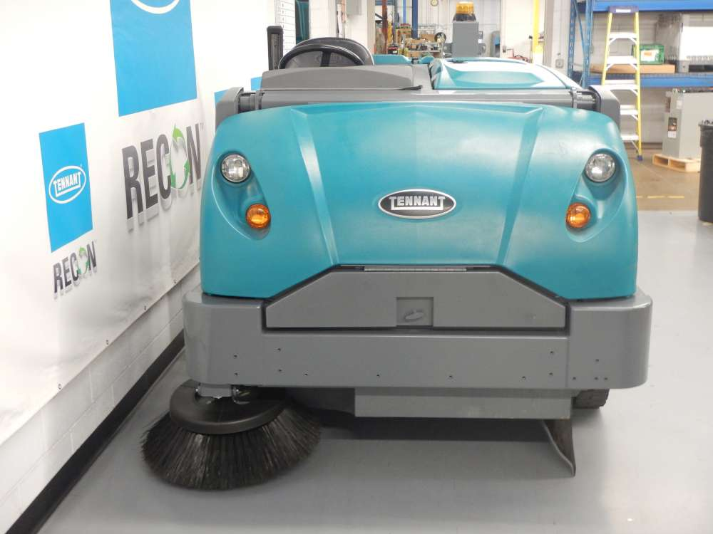 Used S30-8134 Sweeper