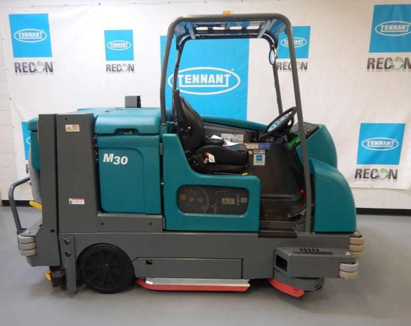 Certified M30-8863 Sweeper-Scrubber
