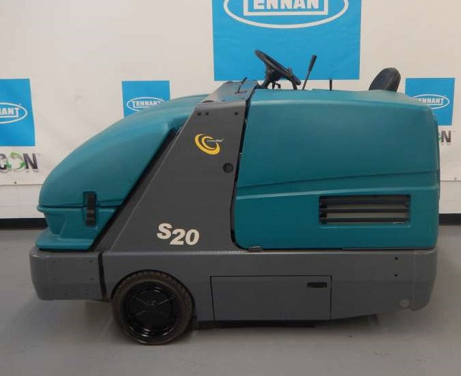 Certified S20-1133 Sweeper SALE PENDING