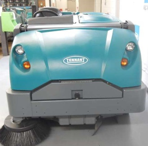 Certified S30-2449 LP Sweeper