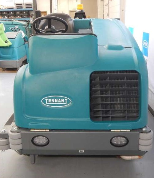 Certified M20-3585 LP Sweeper-Scrubber