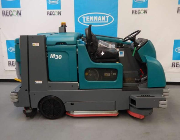 Used M30-4293 Sweeper-Scrubber
