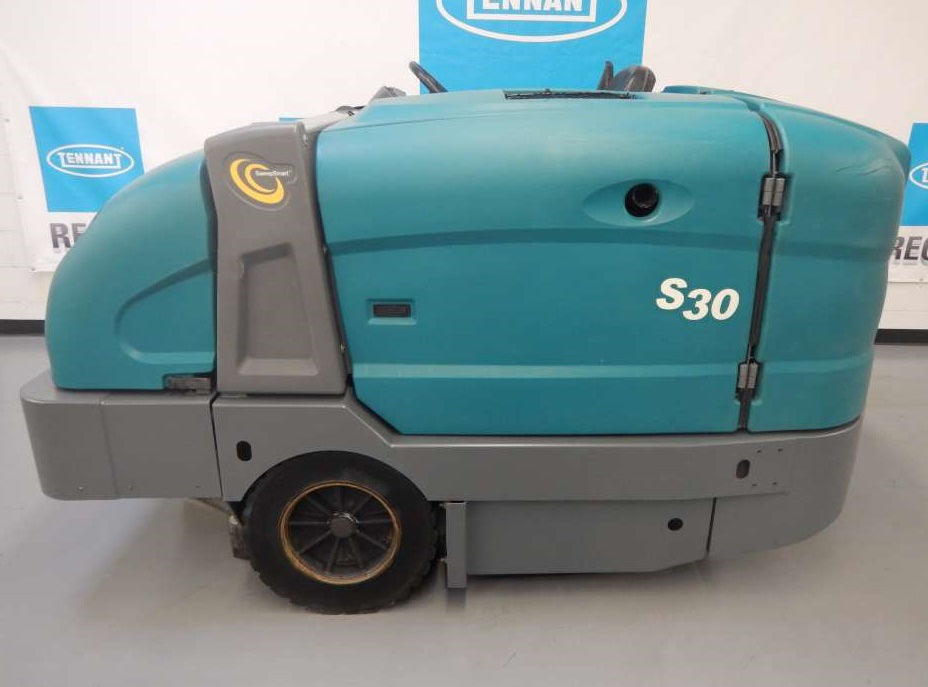 As-Is S30-2237 Sweeper