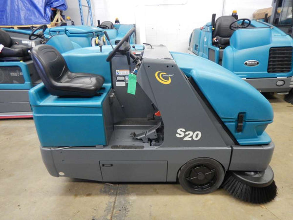 Certified S20-1370 Sweeper