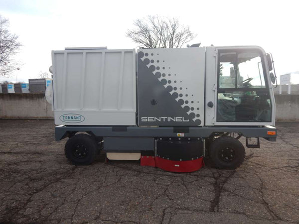 Certified Sentinel-9040 Sweeper