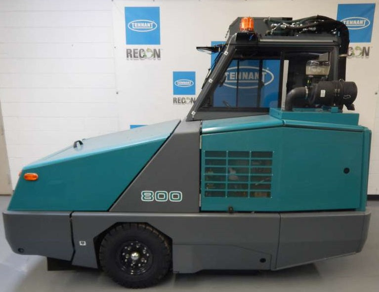 Used 800-8191 GAS Sweeper