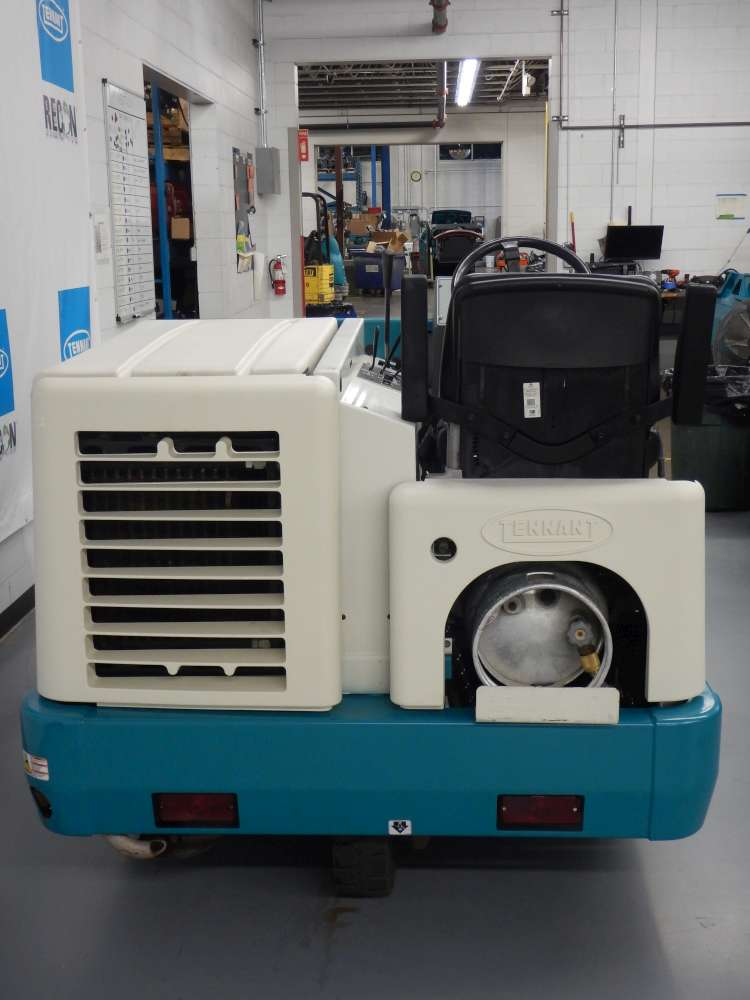 Used 6600-30041 LP Sweeper