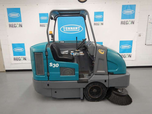 Certified S30-3817 Sweeper