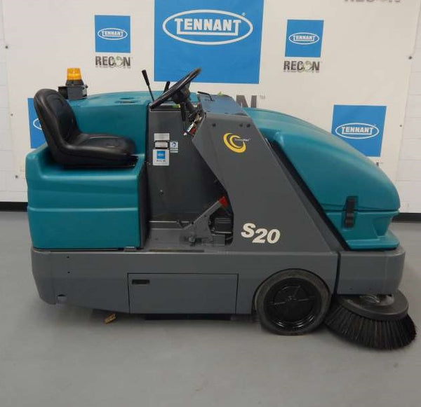 Certified S20-2125 Battery Sweeper